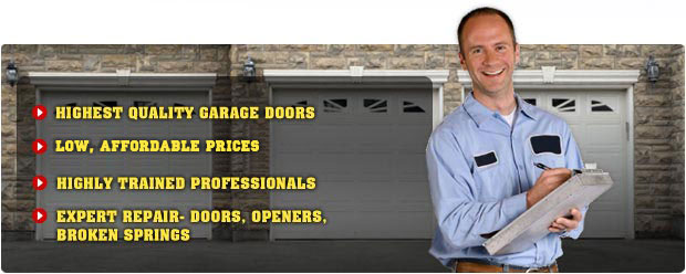 Virginia Beach Garage Door Repair