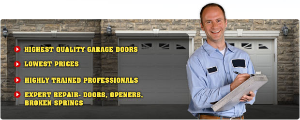 Yorktown Garage Door Repair